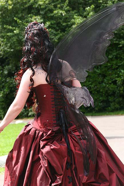 Goth Fairy Bride